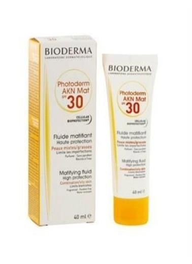 Bioderma Bioderma 40 Ml Photoderm Akn Mat Spf30 Güneş I Renksiz